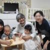 孫を連れてぐらん💛ま 倉敷自然育児相談所へ