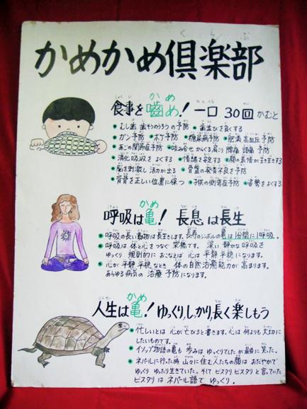 かめかめ倶楽部1