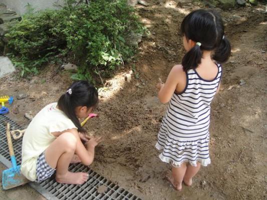 福島の子ども