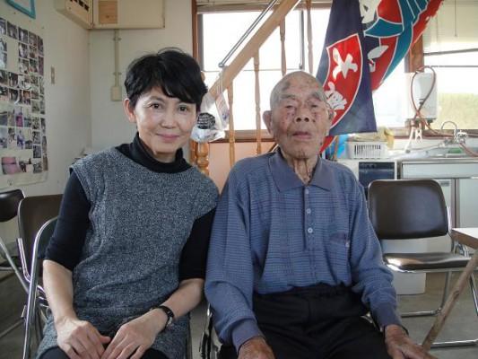 小手島105歳