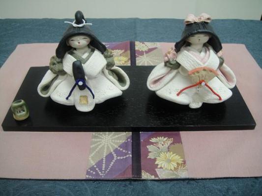 ひな人形和紙