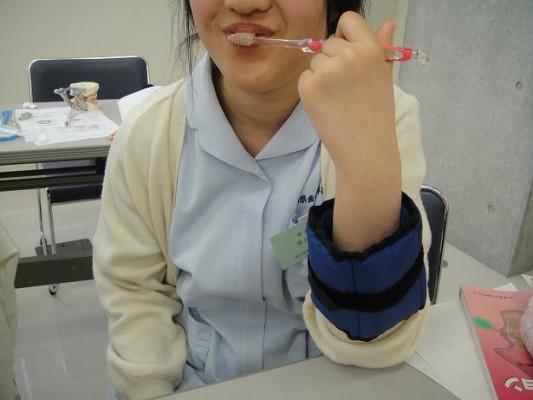 歯磨きウエイト