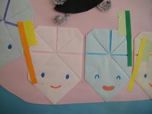 幼稚園展示2