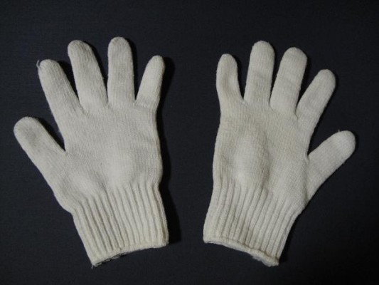 魔法の手袋
