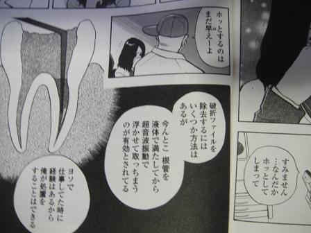 漫画ほたる3