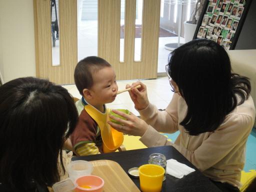 離乳食教室2
