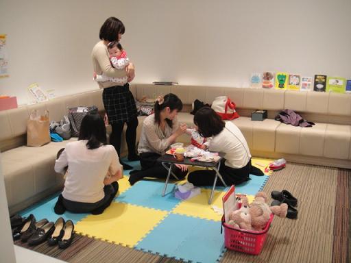 離乳食教室1